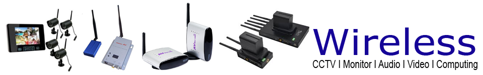 WIRELESS WORLD, gadget barang produk nirkabel wireless video HDMI, CCTV . . .